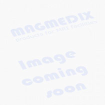 Navy Blue MRI compatible 3T wheelchair 550 pound capacity